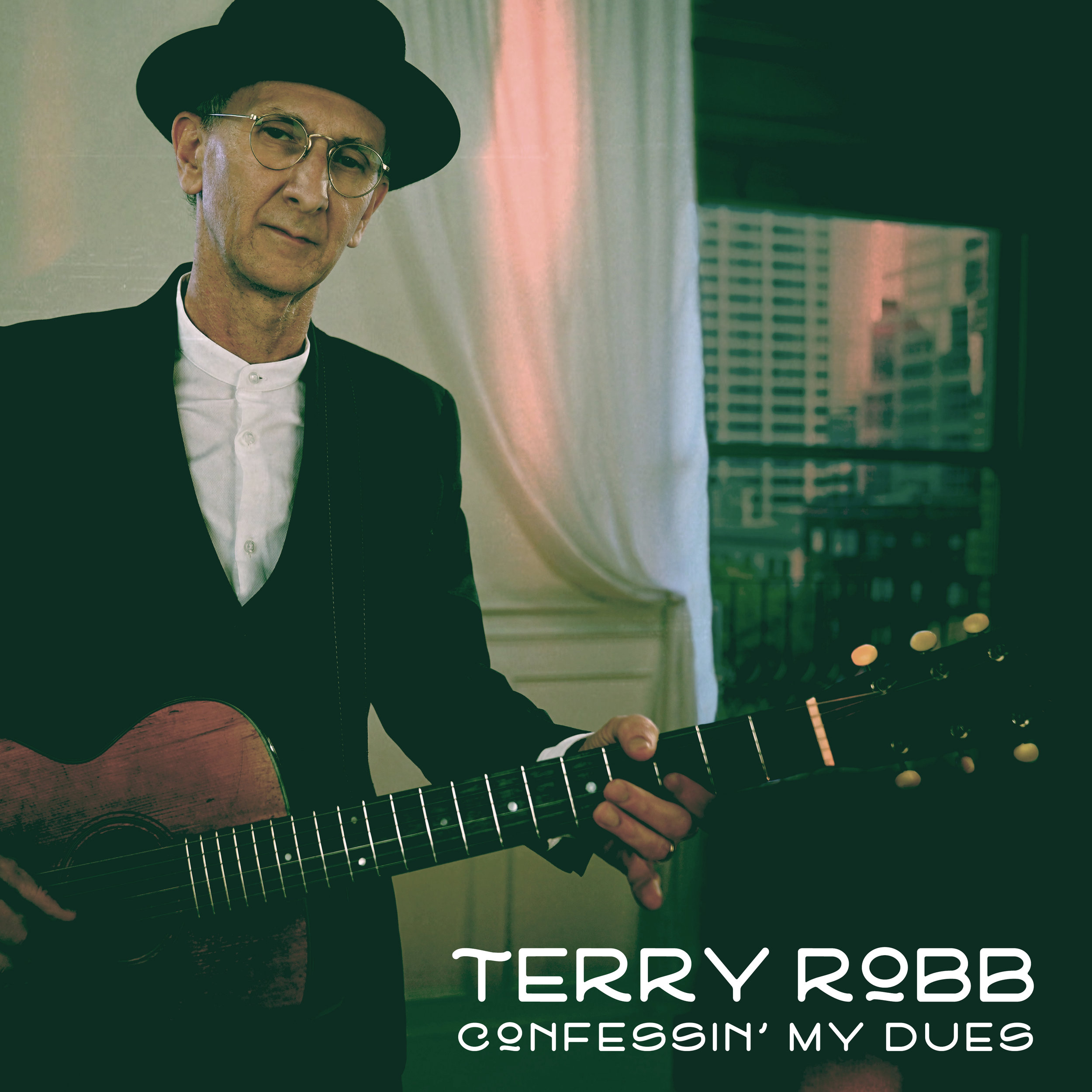 """Select Reviews - """"Simply breathtaking perfection…Terry Robb is one of our finest acoustic guitarists today. He's not just technically sublime; he plays with unrestrained passion you will feel deep down inside."""" - Living Blues magazine""""It is impossible to overstate the significance and sheer delight of this outstanding, clever and creative album from a true blues legend at the top of his game."""" - Blues Matters magazine""""Robb demonstrates blues' expansiveness…and it's difficult to think of anyone who could pull that off as well."""" - Vintage Guitar magazine""""As if to remind us of his virtuosity, he opens with a jaw-dropping instrumental, """"Butch Holler Stomp."""" He follows that with a very different but equally amazing """"Still On 101."""" - Toronto Blues Society"""