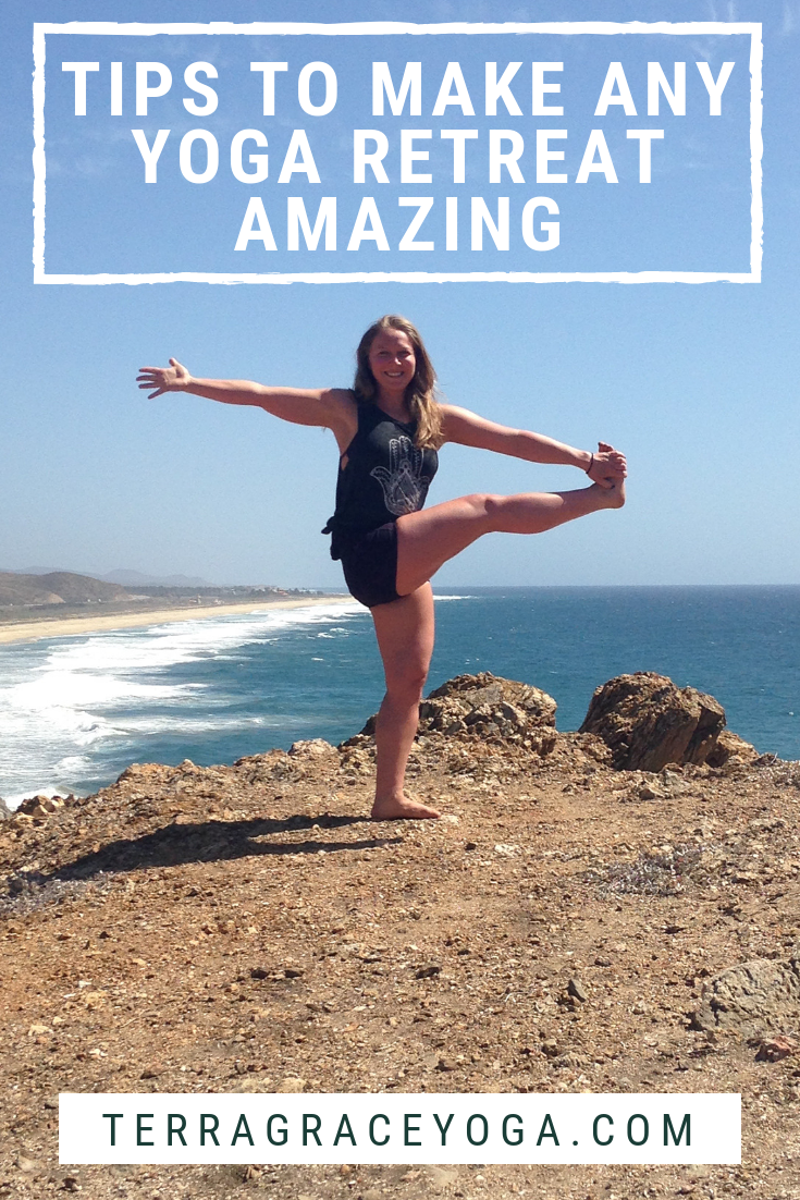 Best travel tips for an amazing yoga retreat or teacher training