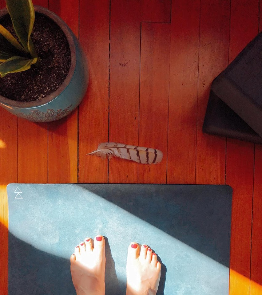 How to fall in love with your yoga practice again