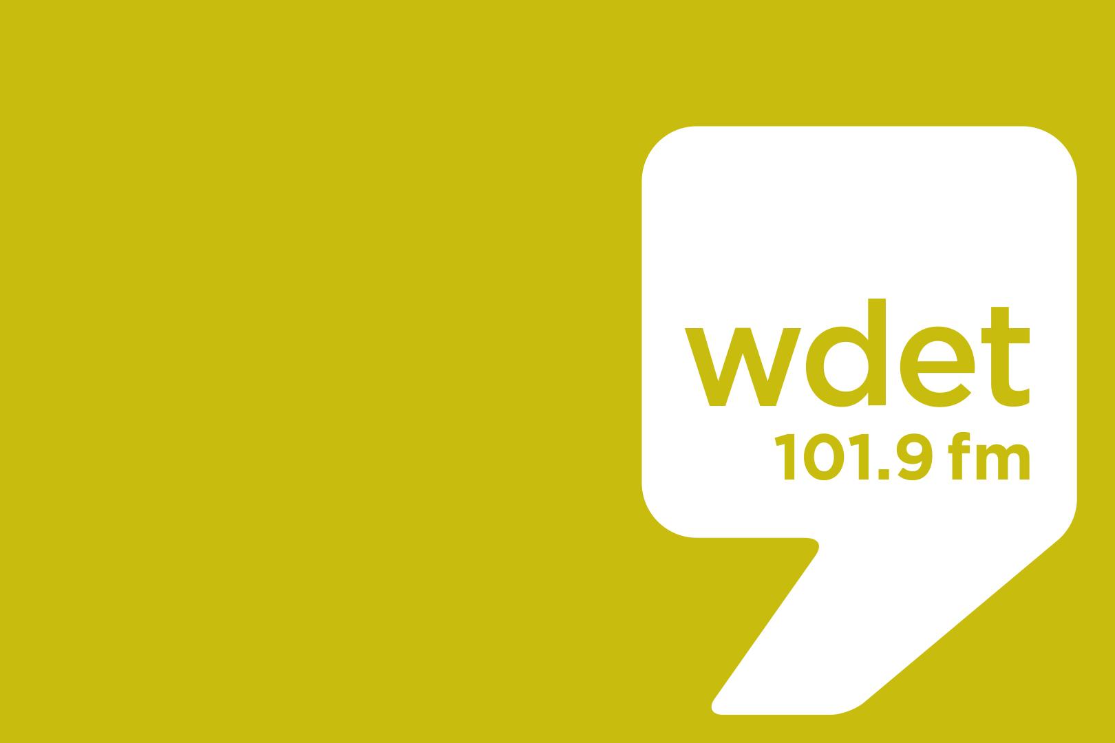 WDET 101.9FM Detroit