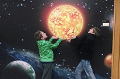 Wayne State University GeoScience Club & Planetarium