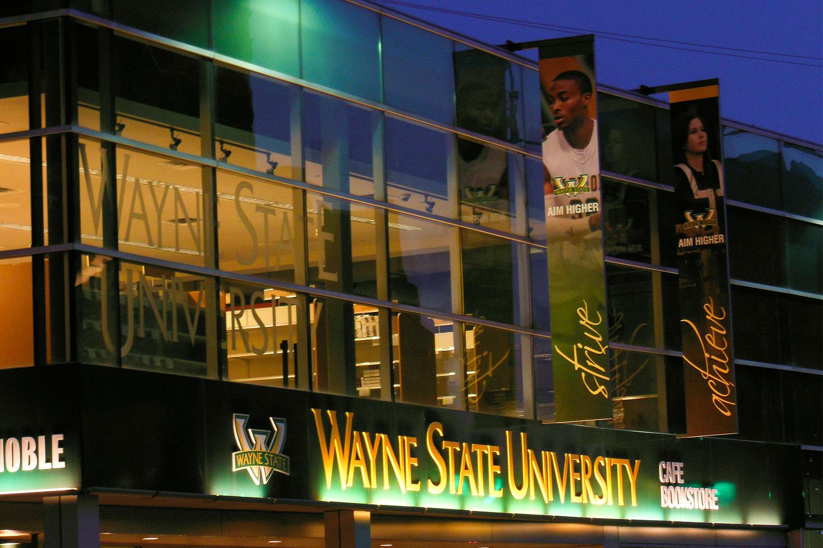 Wayne State University Bookstore