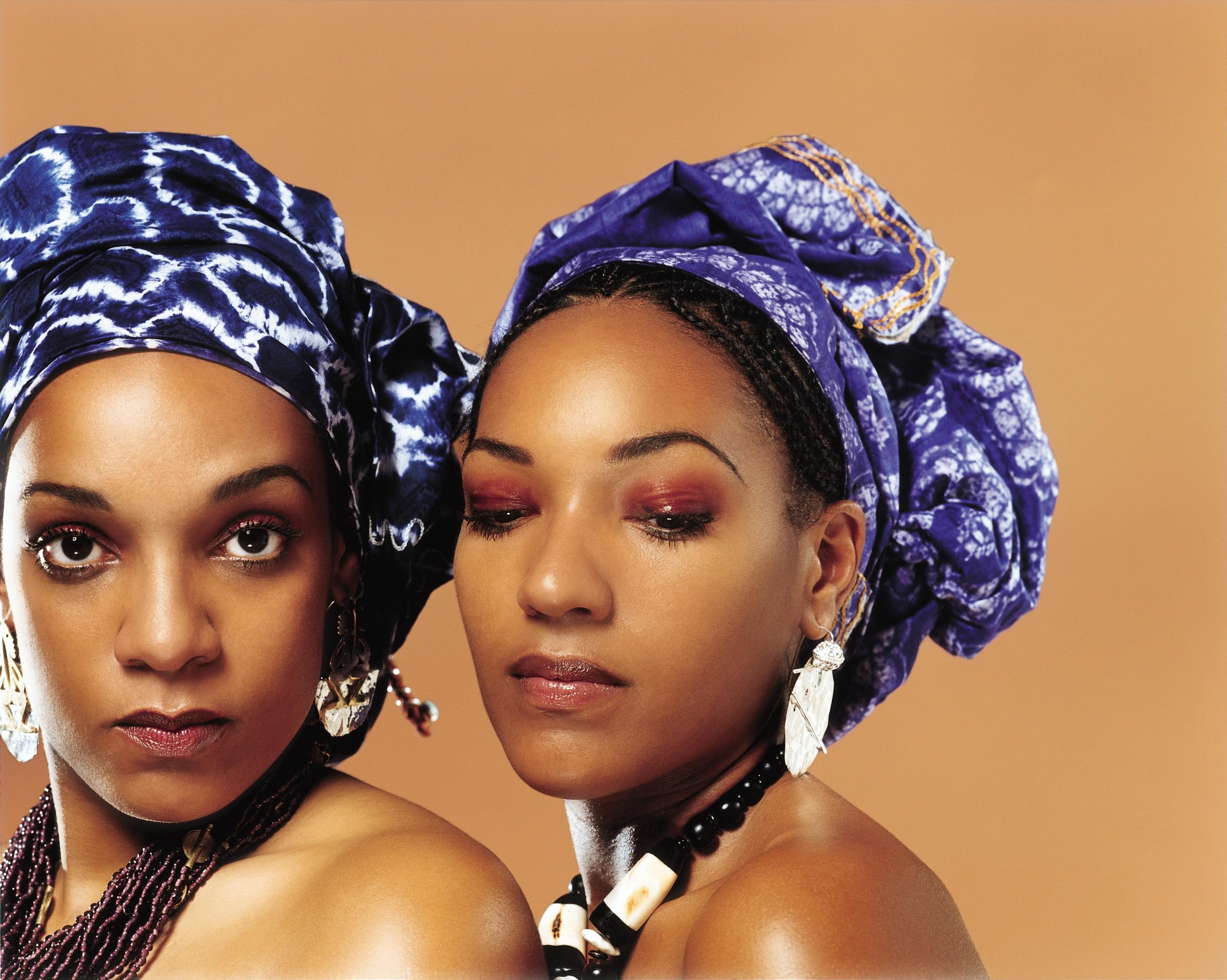 Les Nubians                                                                  Photo Credit: Marc Baptiste