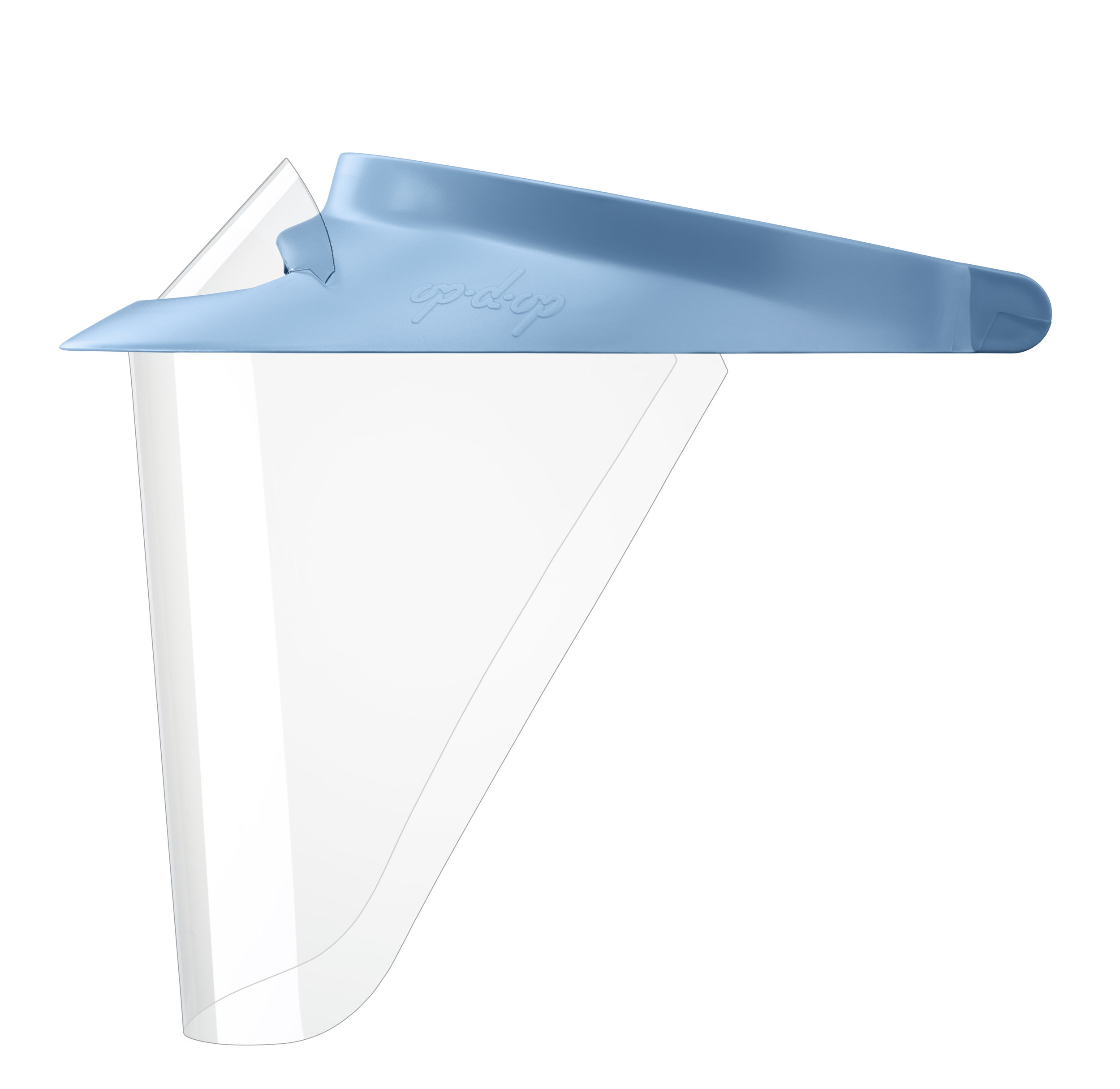 THE ABS - SIMPLE +STREAMLINEDAVAILABLE IN FOUR SIZESSMALL, MEDIUM, LARGE OR EXTRA-LARGEREUSABLE, REPLACEABLE SHIELDS