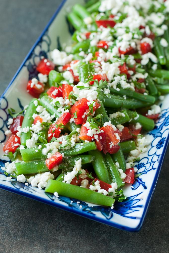 Green Green Bean Salad