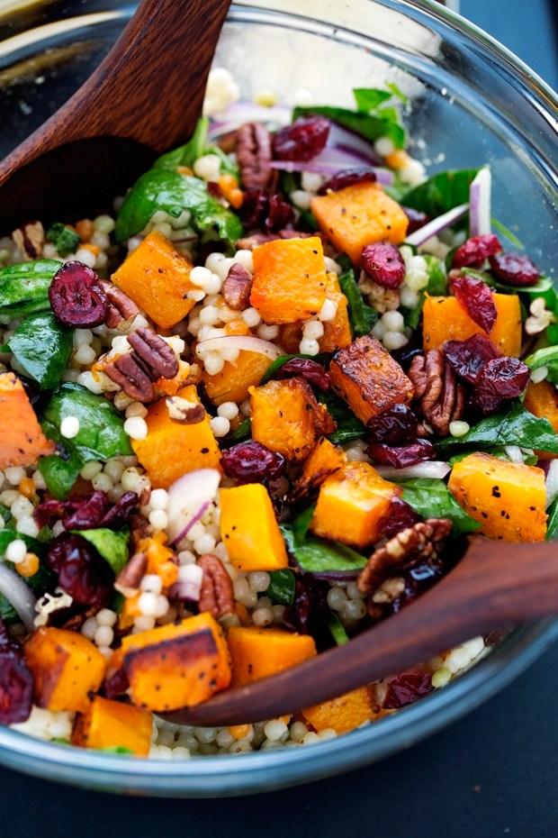 Autumn Pearl CousCous Salad