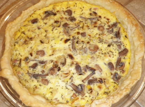 Pioneer Woman's Cowgirl Quiche