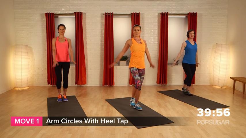 40 Minute Full Body Workout - PopSugar