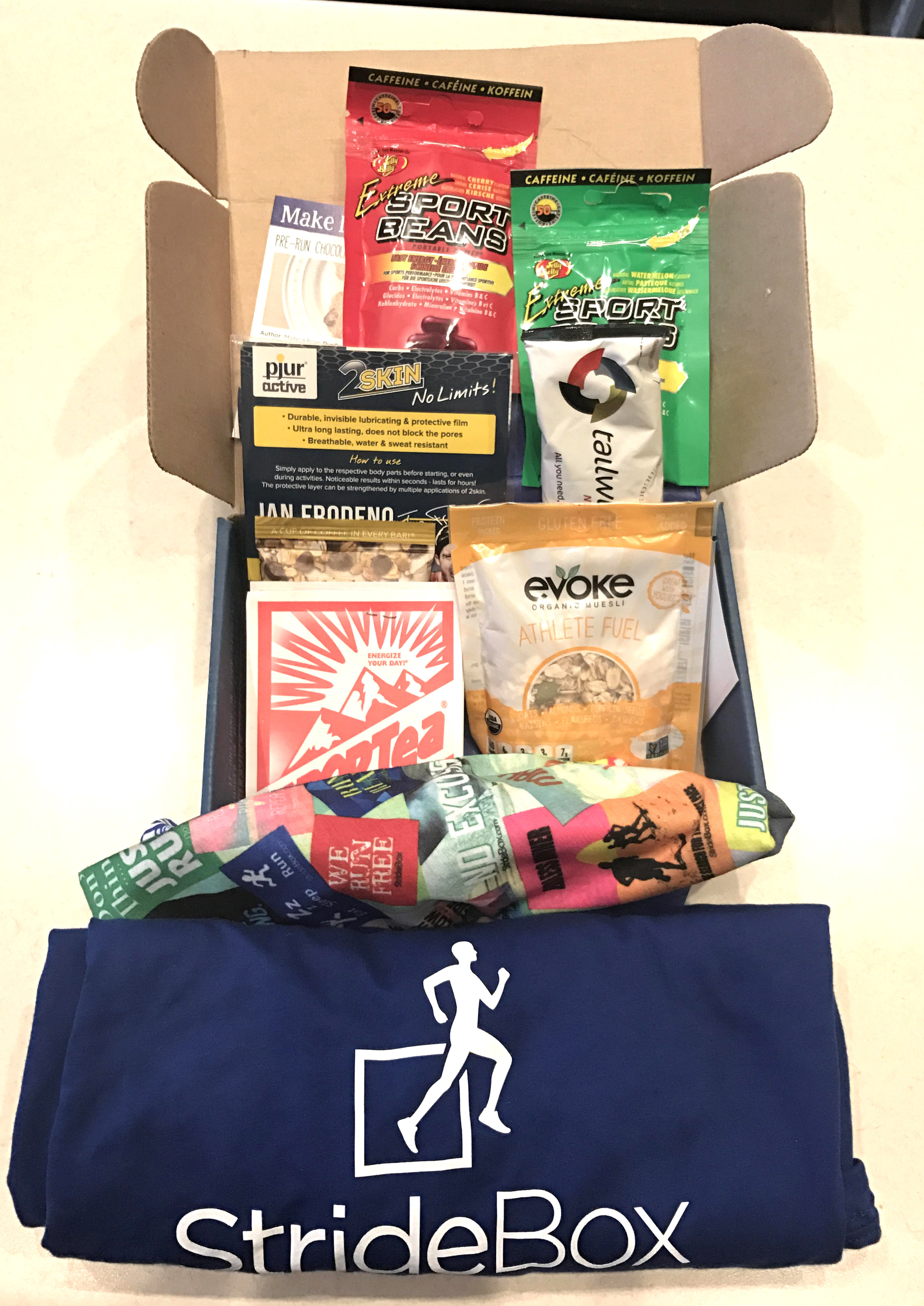 And the second box. The Tshirt was a bonus that i won - I don't think it's included in the regular boxes - if it is, I've never received one.