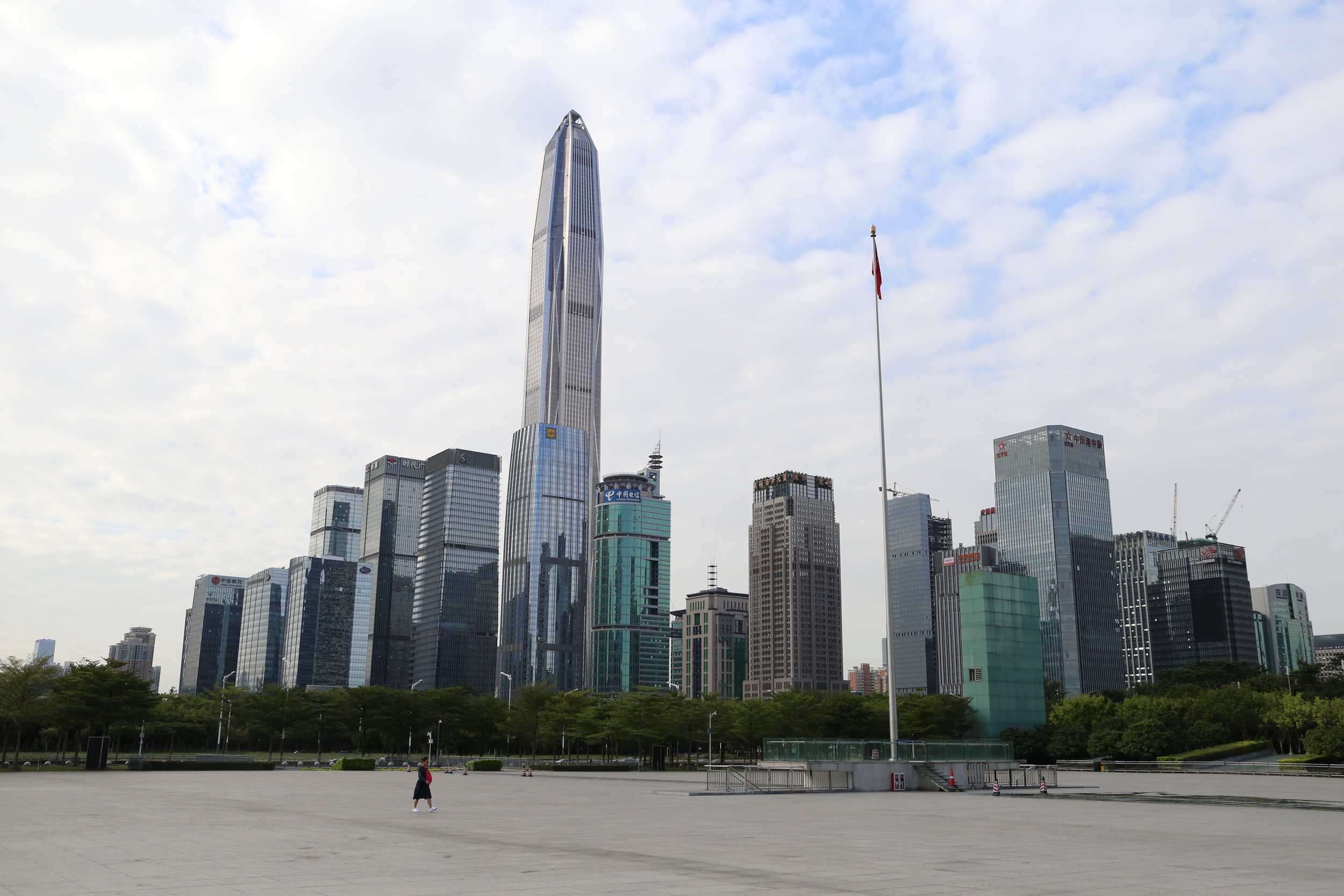 Ping An Tower