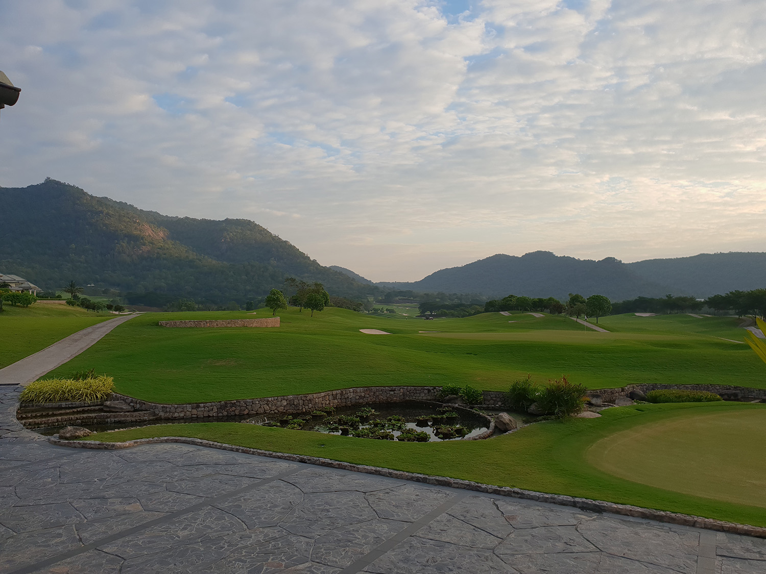Black Mountain Golf Course | Huahin, Thailand