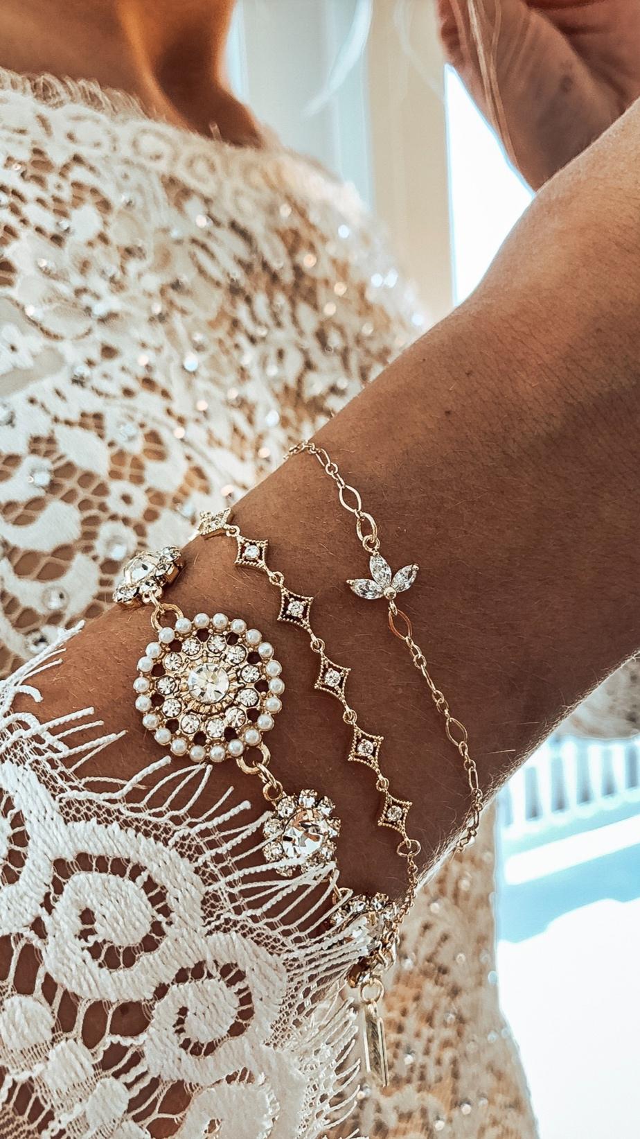 - Bracelets