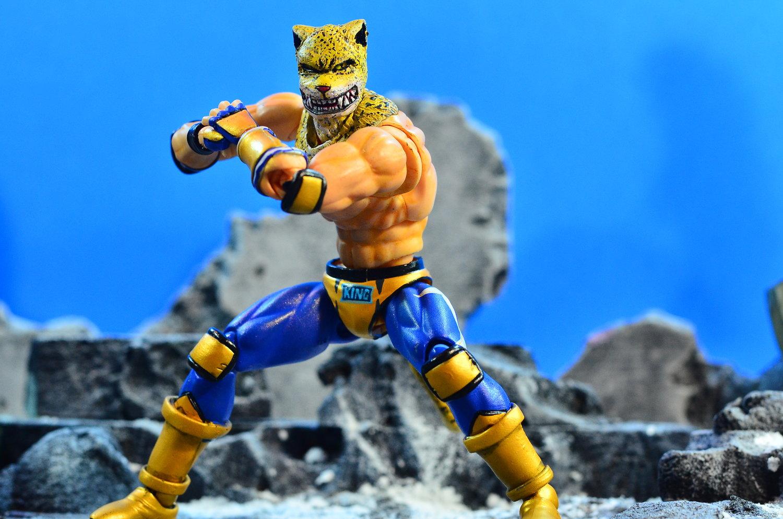 S H Figuarts King Tekken Custom D Amazing