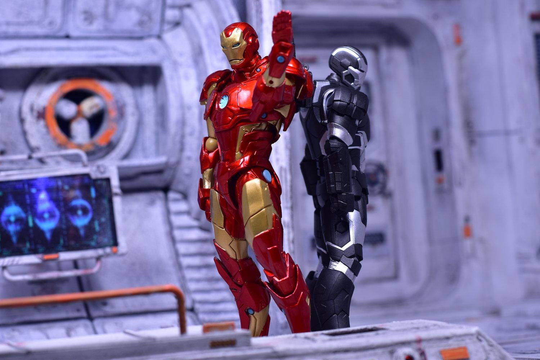 Amazing Yamaguchi Iron Man Bleeding Edge Armor D Amazing