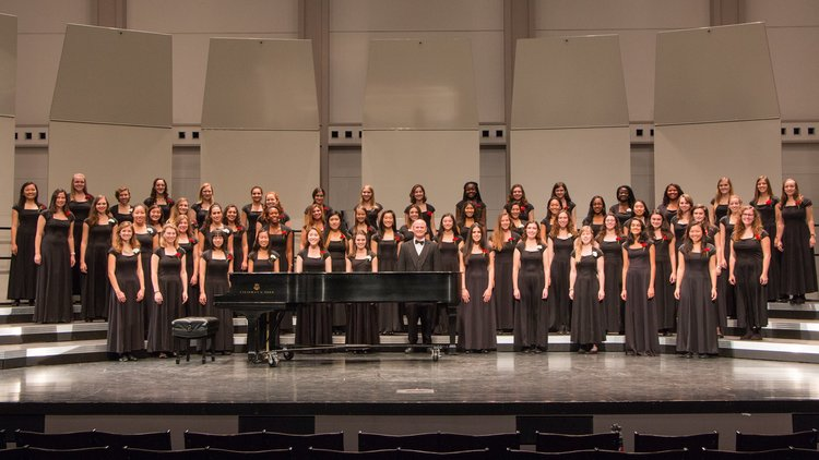 Photo of the Chorus from Twilight 2016