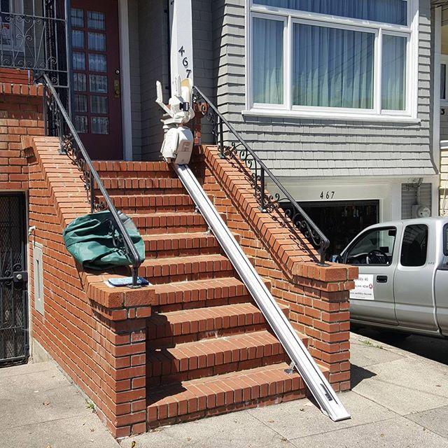 San Francisco job.