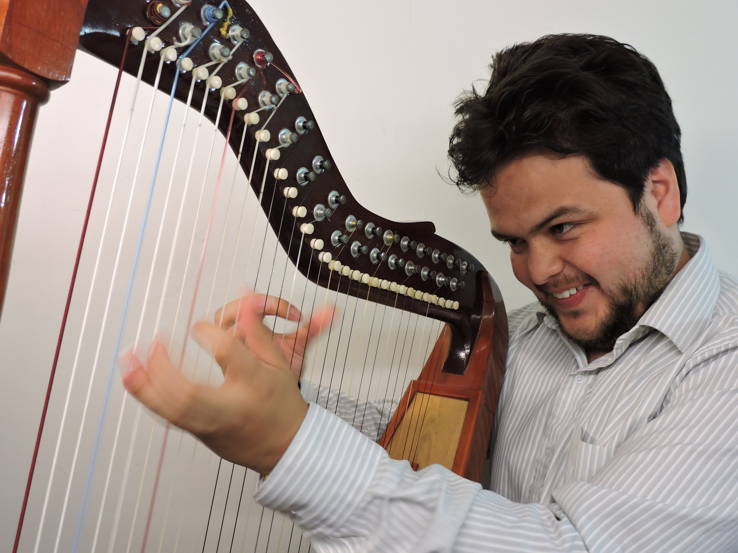 Nico Castañeda is rooted in the music of his native Colombia with a classical music education in Bogotá and Jazz Composition at the fabled Berklee College of music in Boston.