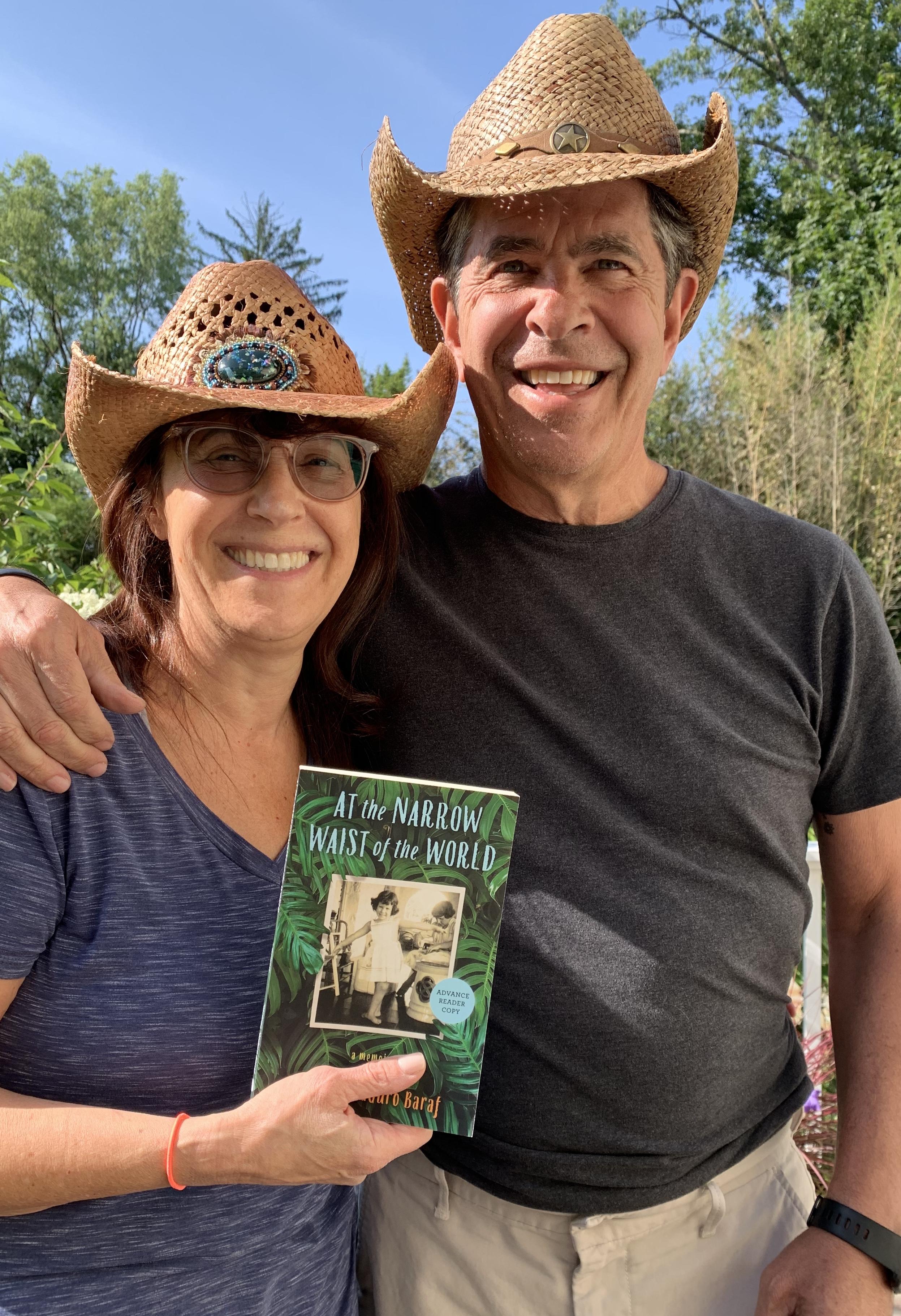 Thank you Susan & John!