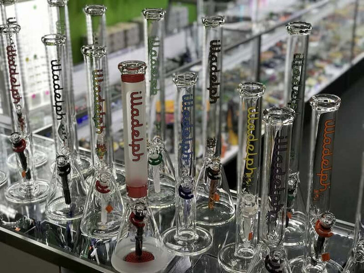 Illadelph Glass Pipe Collection