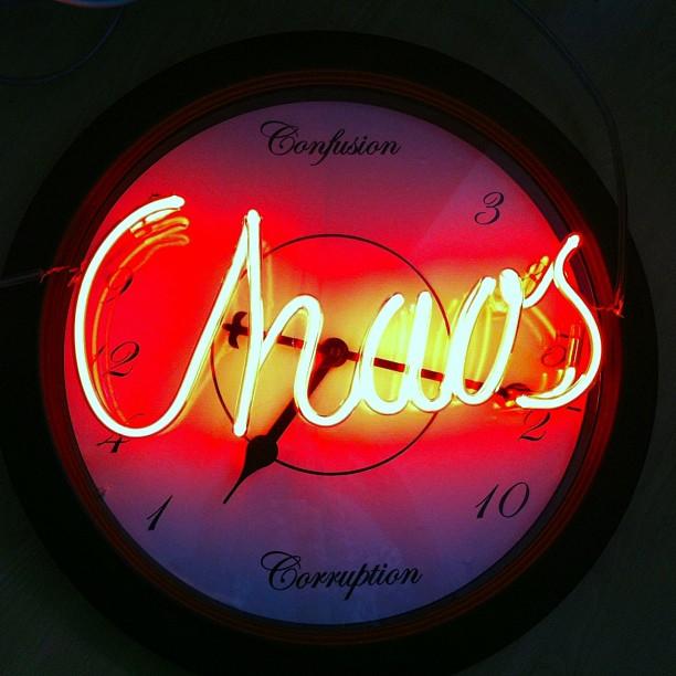 Chaos O Clock