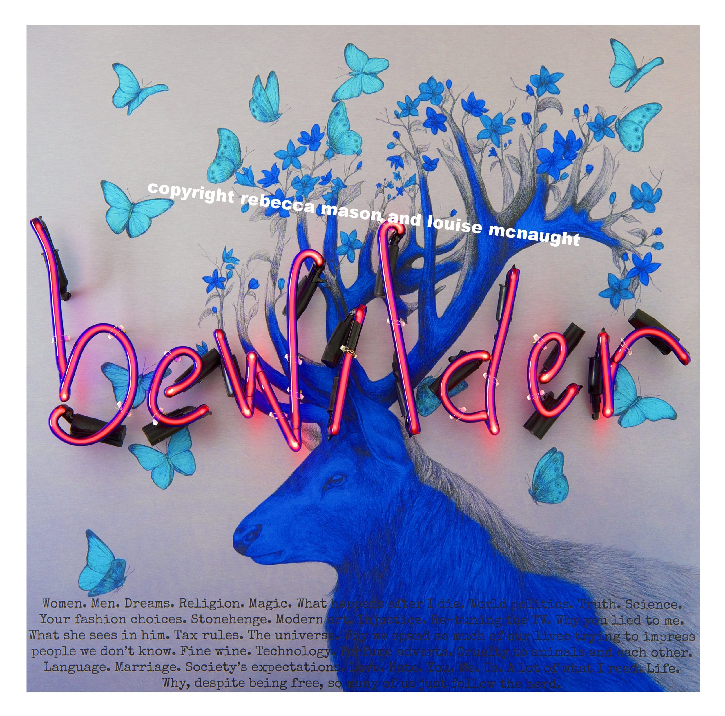 Be Wilder (collab with Louise McNaught)