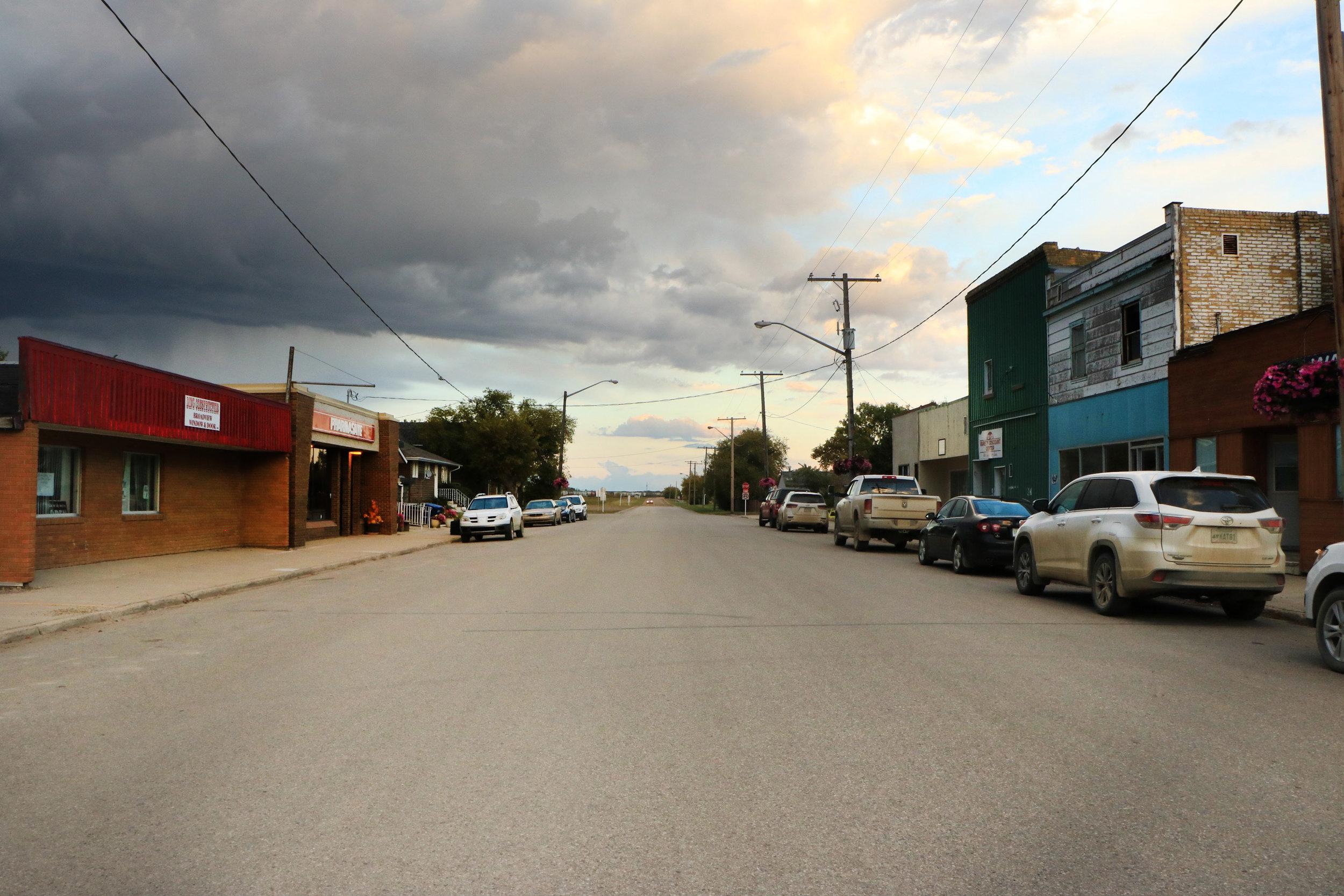 Broadview-Saskatchewan-Business