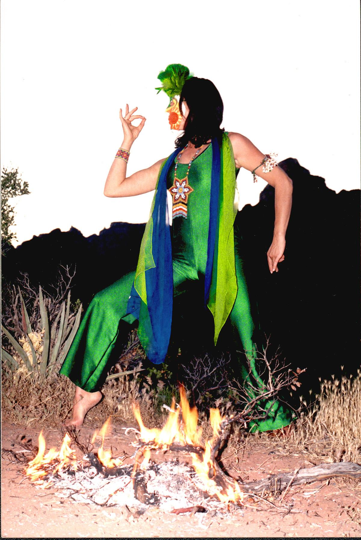 Emerald Priestess