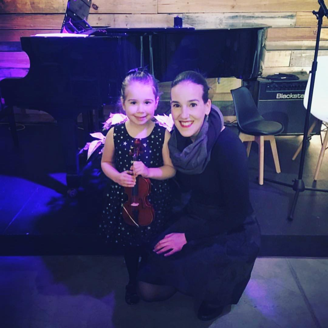 Windsor String Academy Christmas Recital 2018