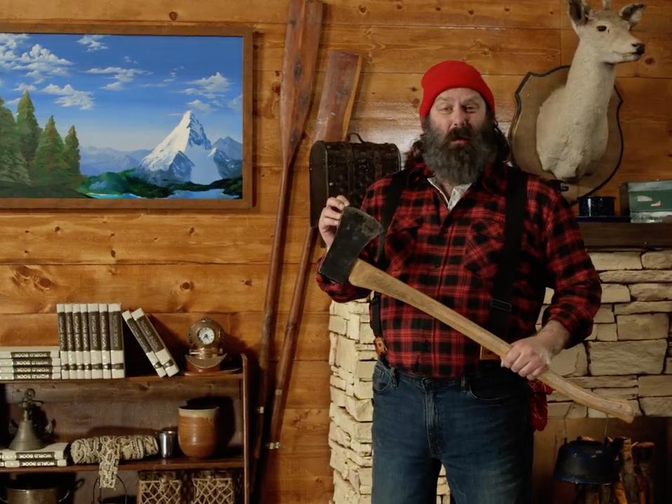 Twin Peaks Restaurant, commercial series (videos)