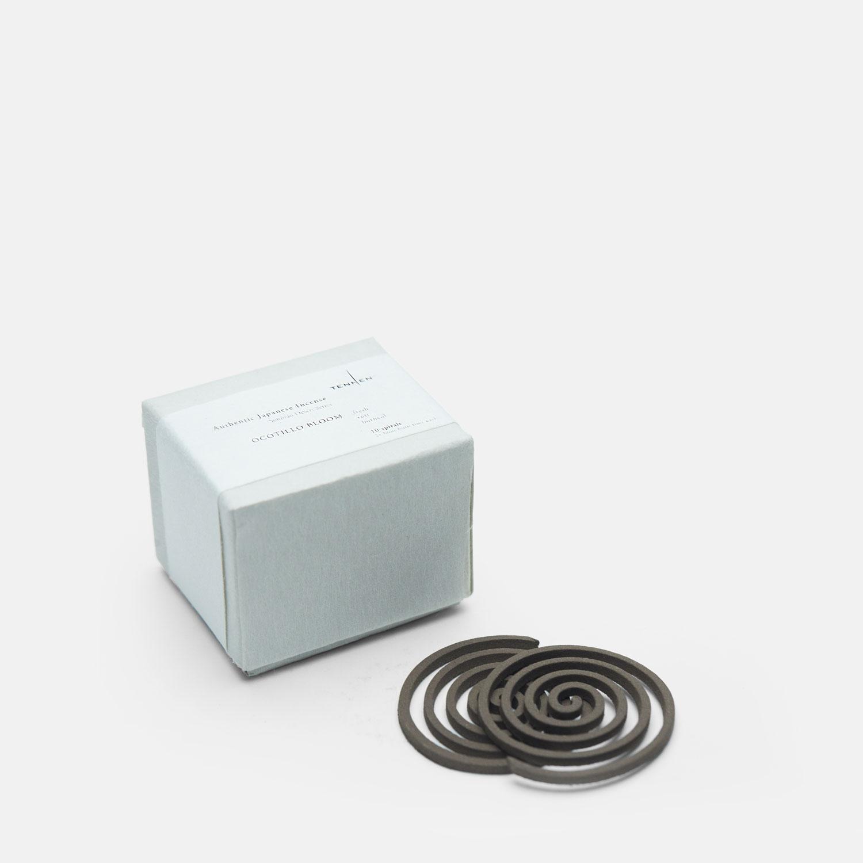 Sonoran Desert Series  OCOTILLO BLOOM   fresh, soft, uplifting   spiral box of 10