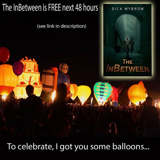 My new novel is free next 48 hours. Pick it up now on all the sites, but link to Amazon is here: http://www.amazon.com/dp/B07Q76CYLQ  #booklovers #bookstagram #authorsofinstagram #freebooks #TheInBetween #writersofinstagram #bookblogger #bookshelf #books