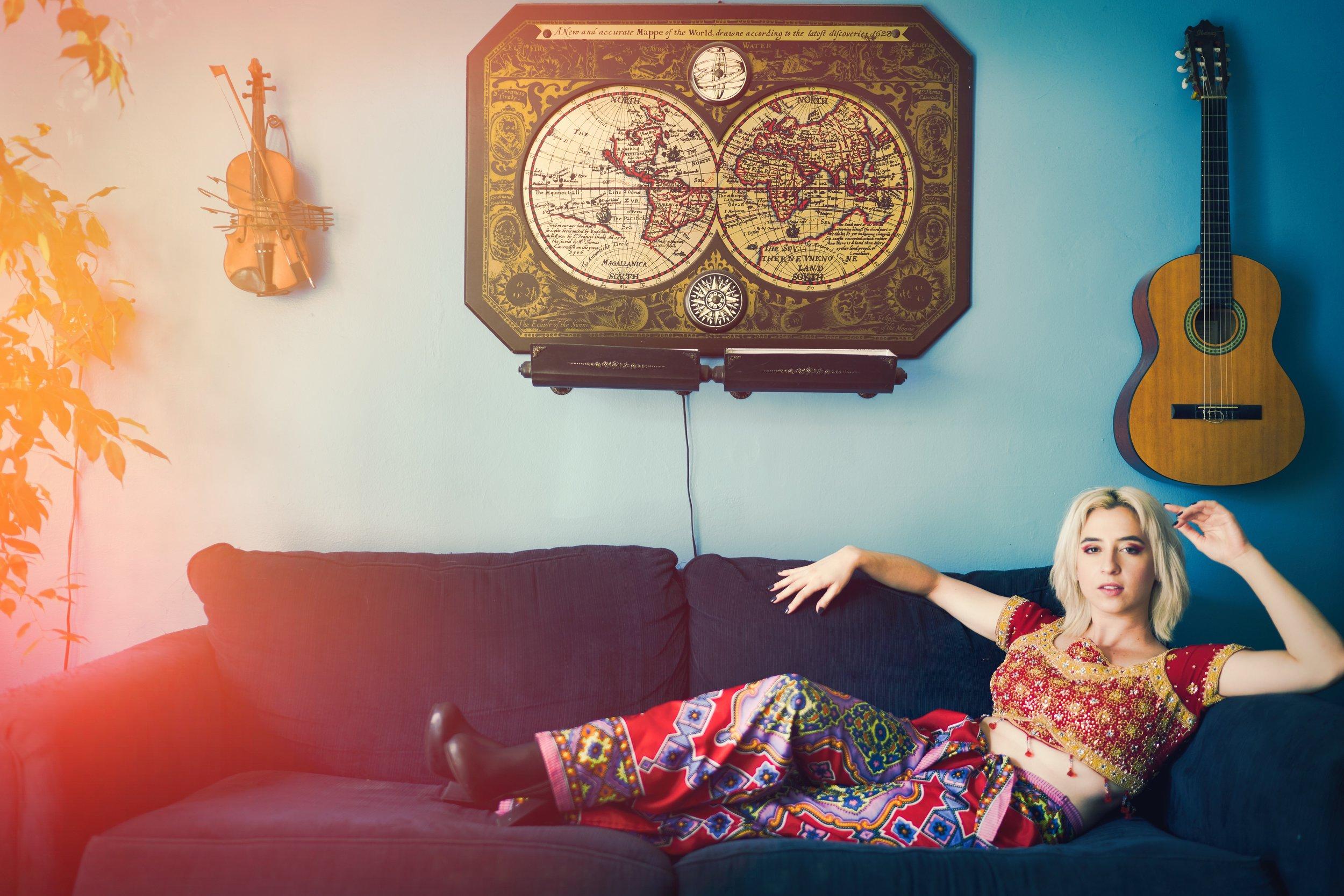 Alena Connolly - The Artistic Prodigy