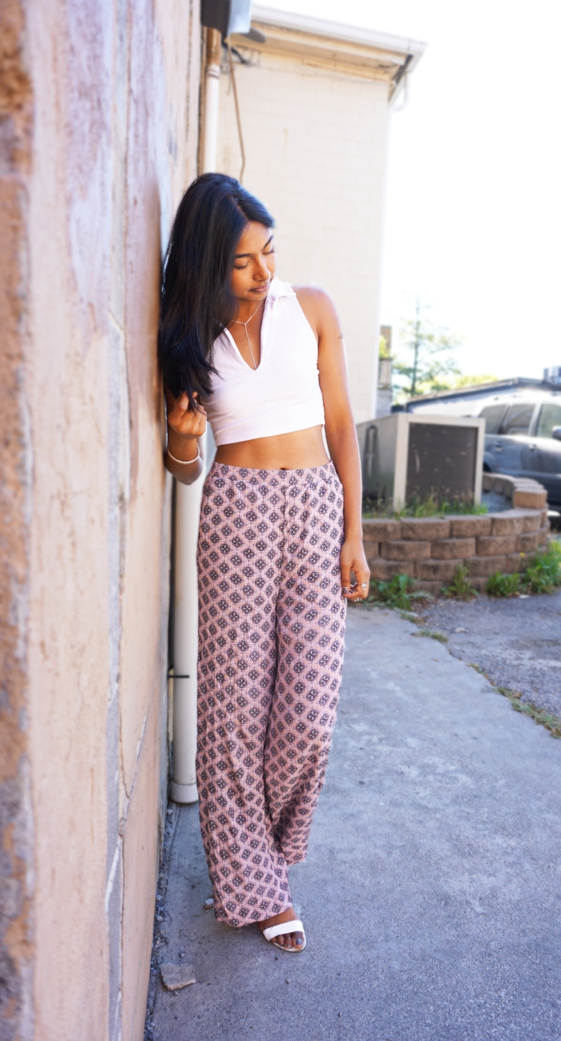 Top - Forever 21  Pants - H&M