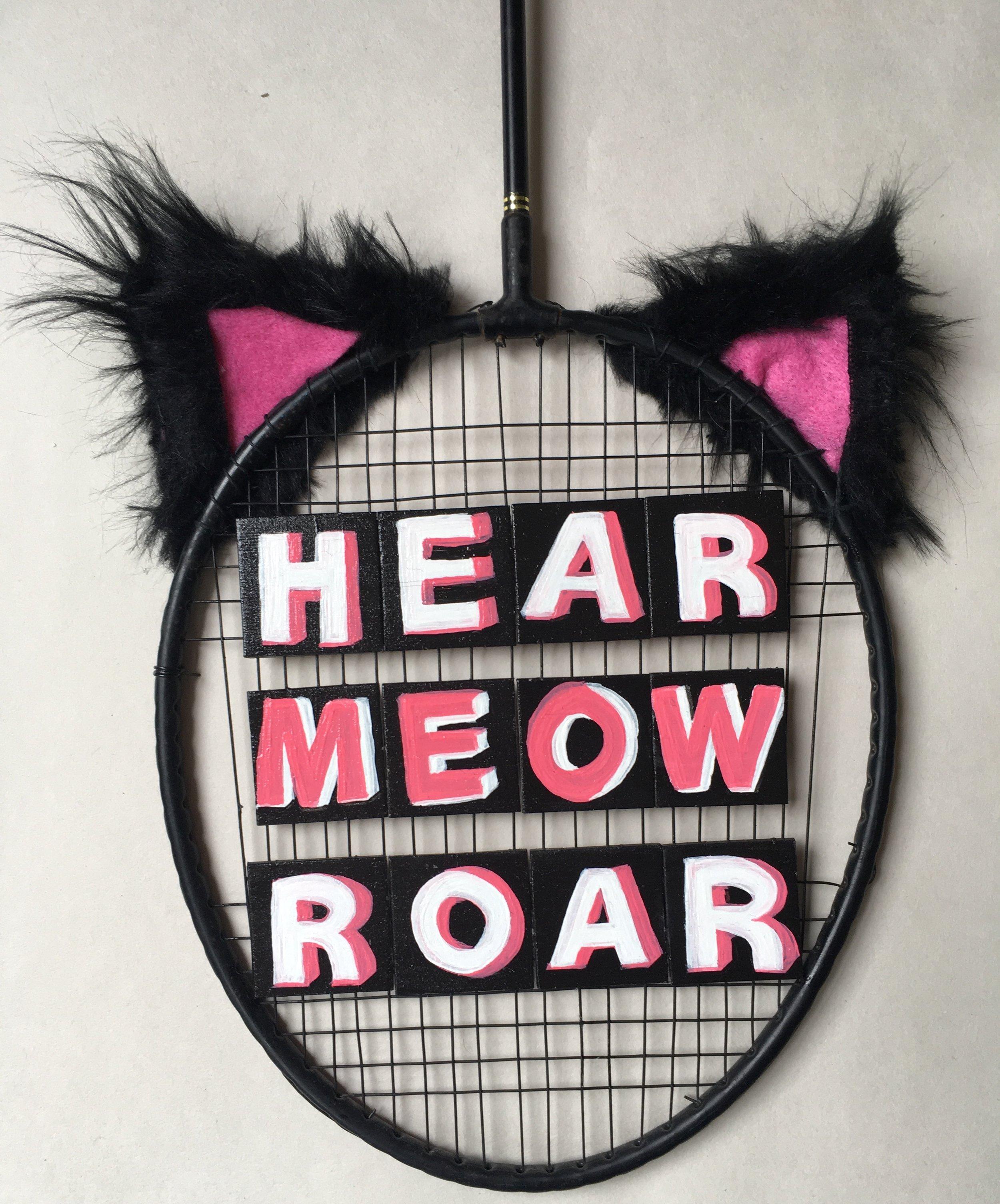 Hear Meow Roar