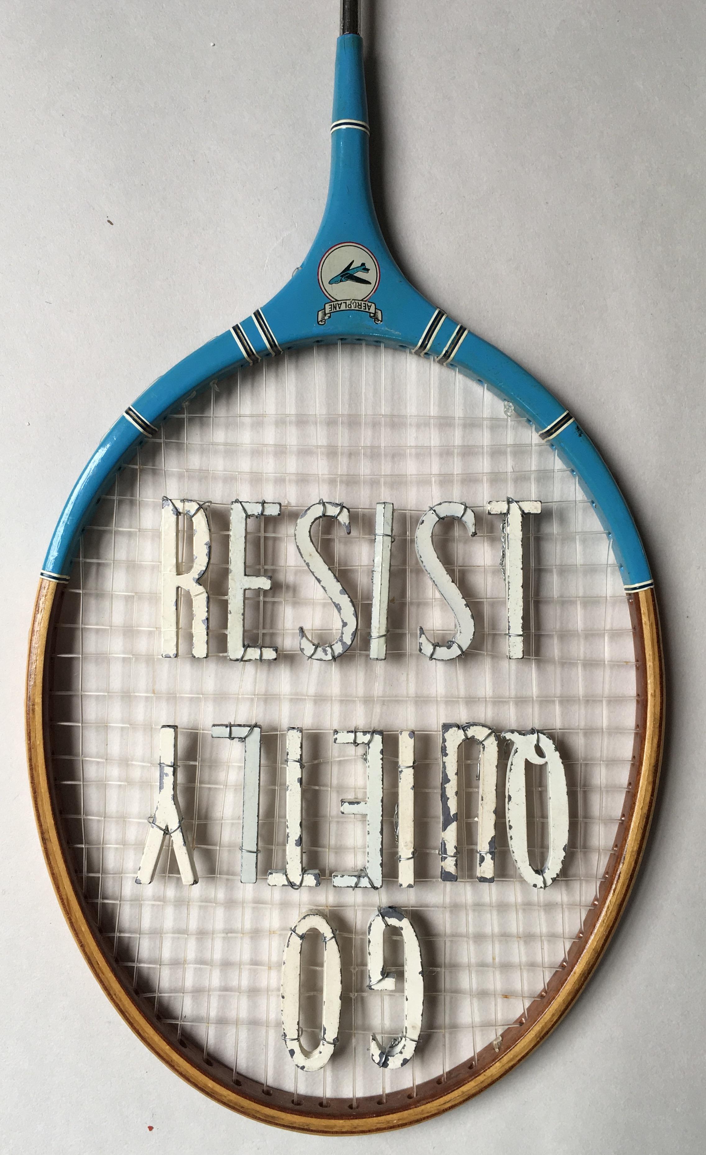 Resist / Go Quietly