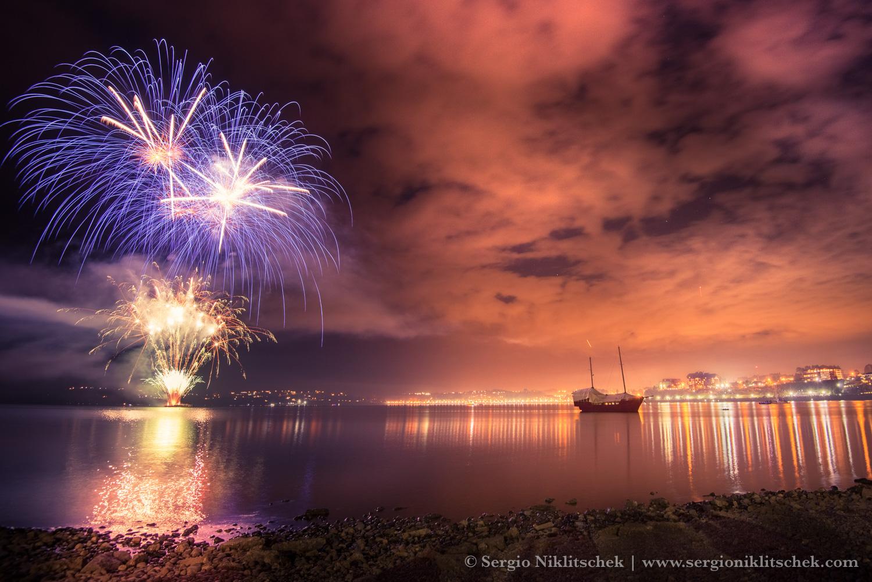 Año Nuevo 2017 | Puerto Varas