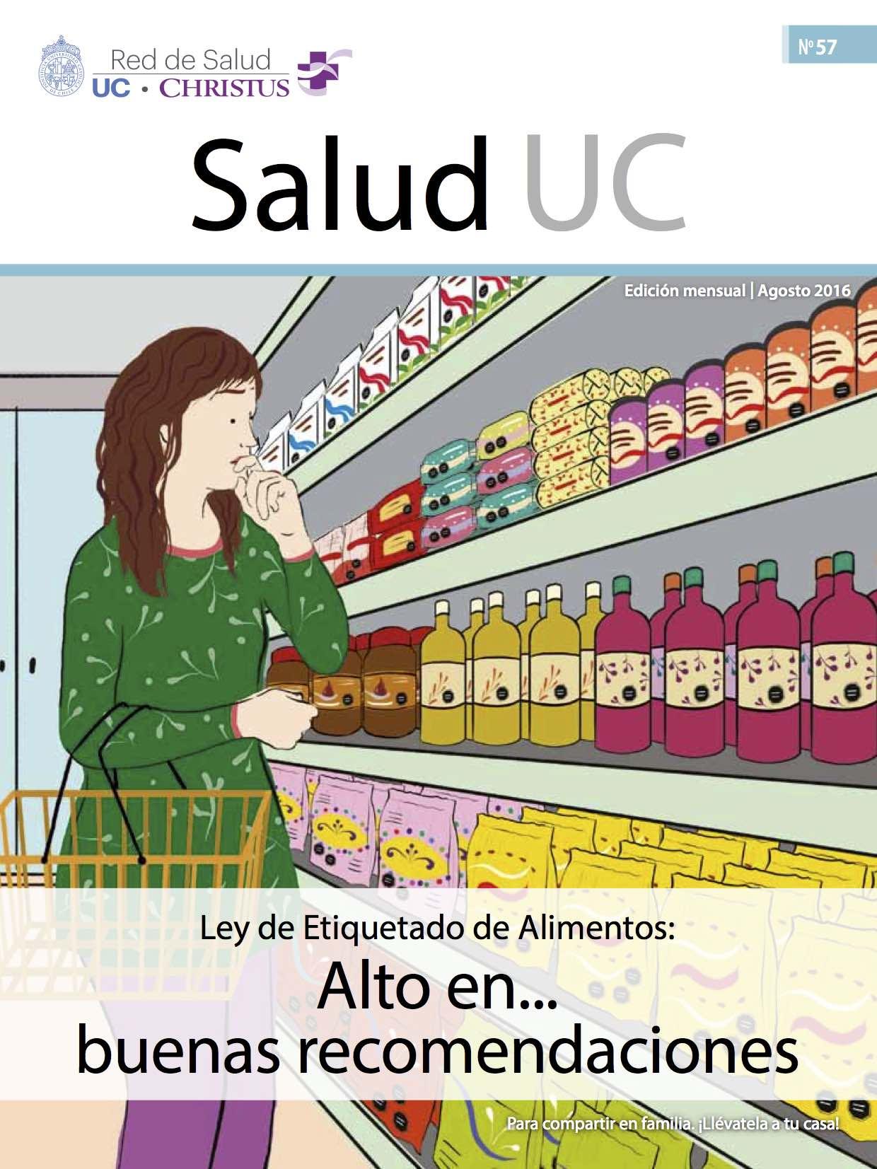 Alopecia androgenéticaRevista salud uc - Entrevista publicada en la Revista Salud UC.DESCARGAR