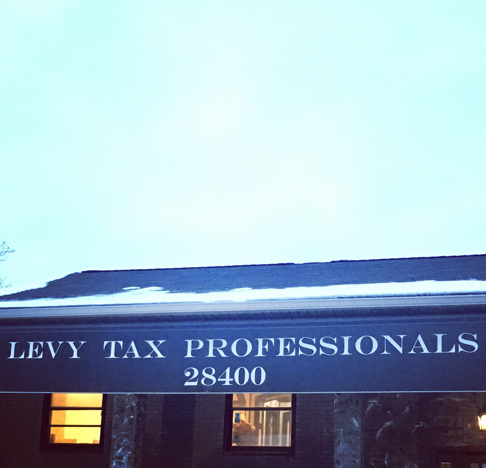 Aren't  levy  and  tax  synonyms? Dunno, Seems redundant.