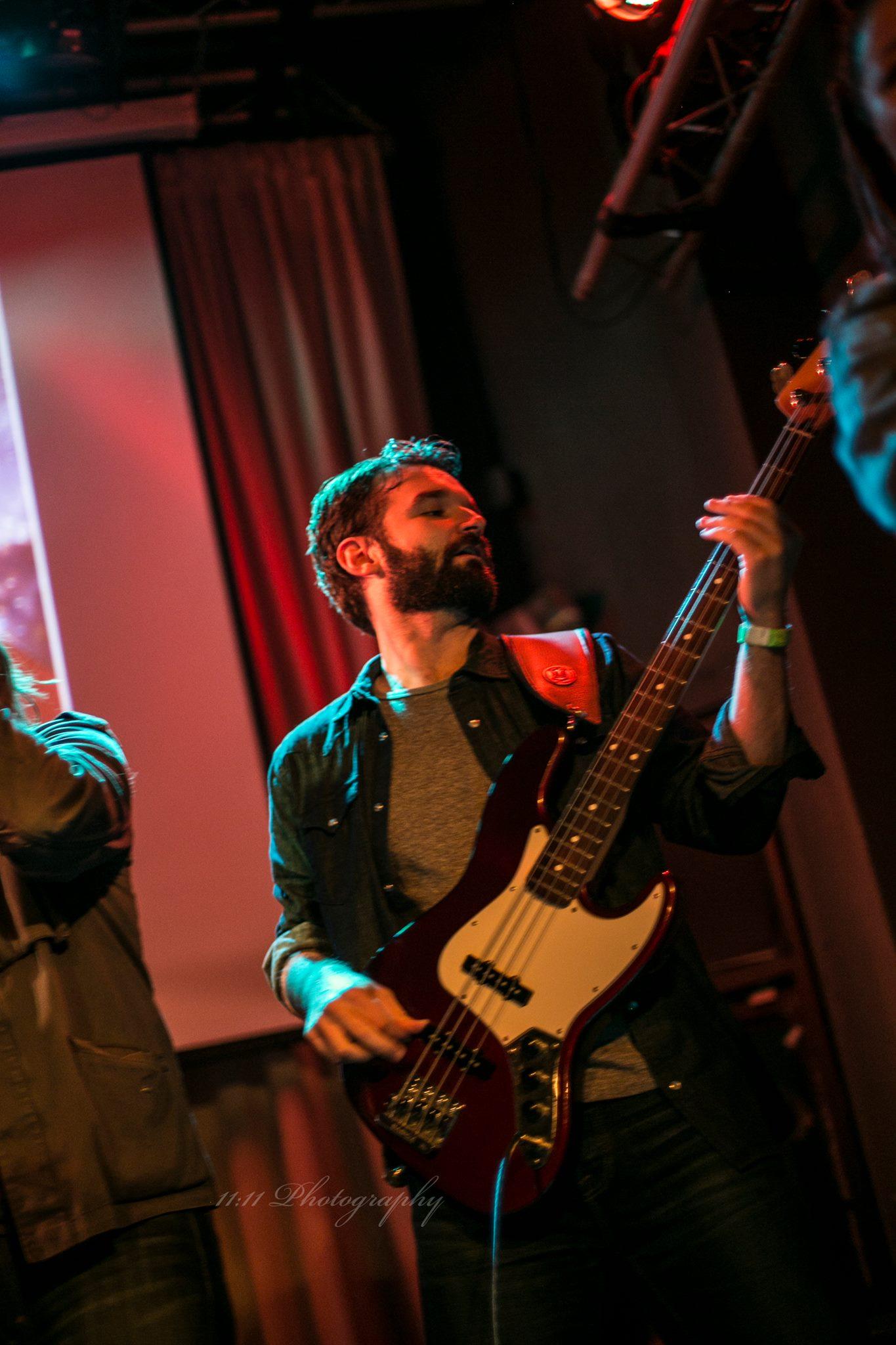 Brendan Clarke   Bass  Lead Guitar  Vocals