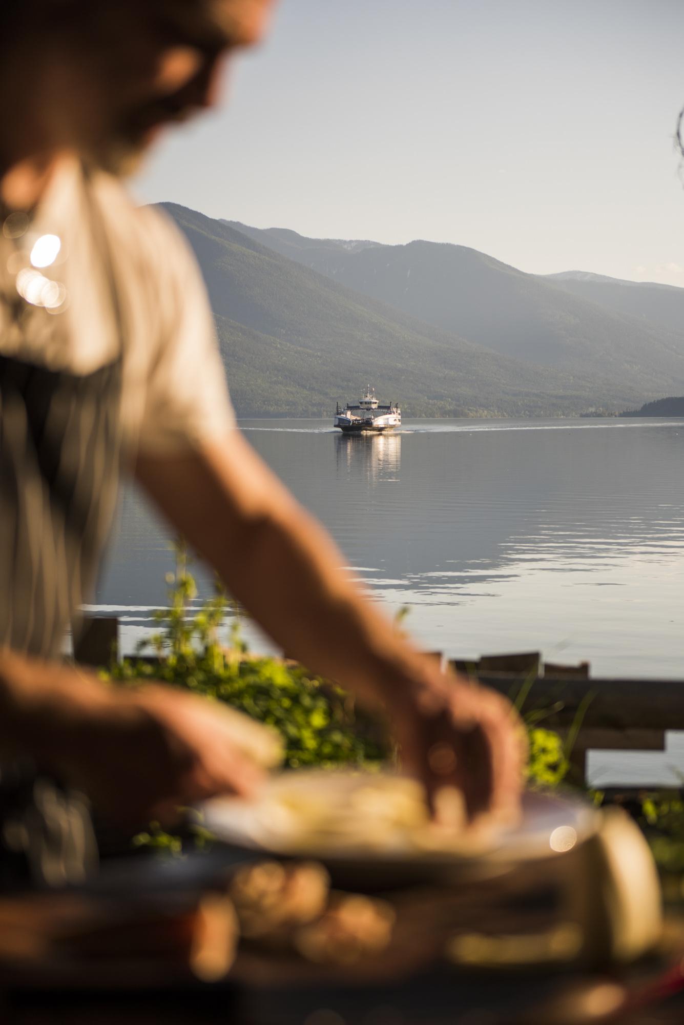 cabin-lake, ferry, Jason.jpg