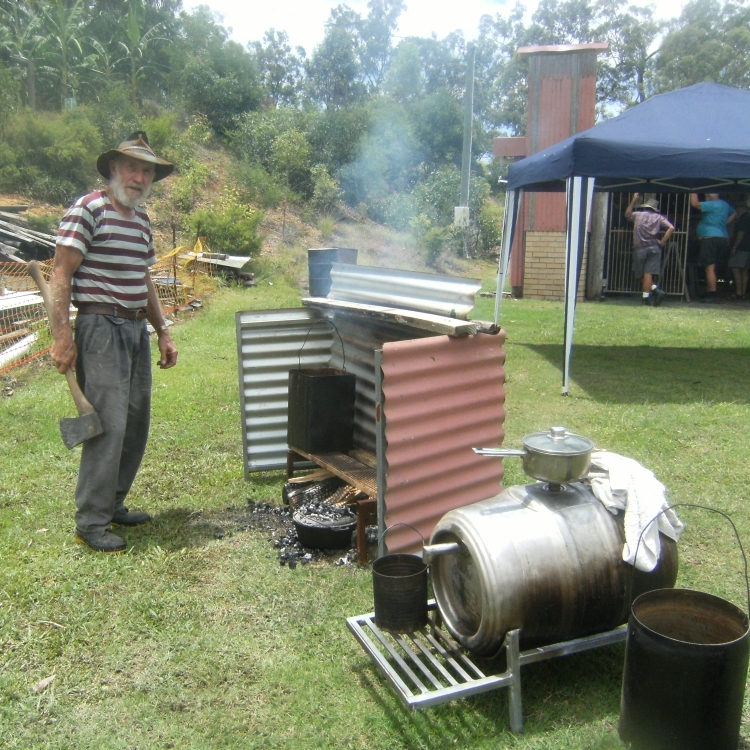Join us on Australia Day to see our forge in action