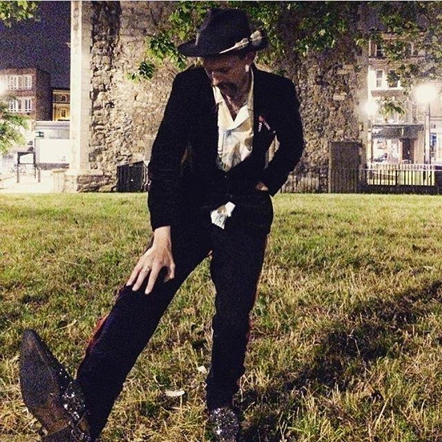 RG Night time blues with @adamfazakas -