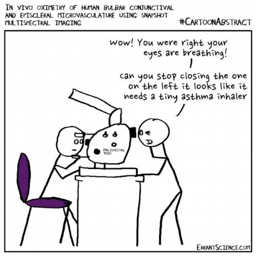 cartoon abstract by errantscience.com
