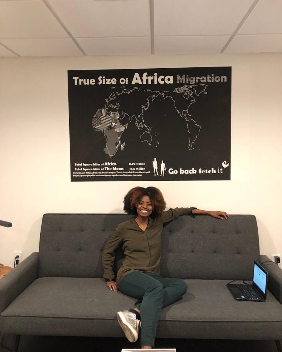 Charity Everett with True Size of Africa Viz.jpg