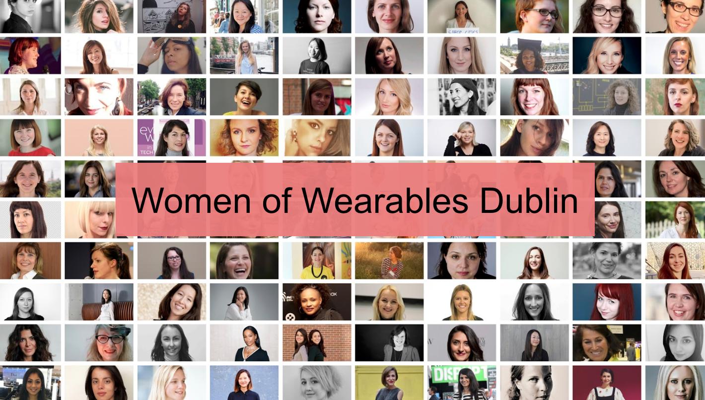 women of wearables dublin
