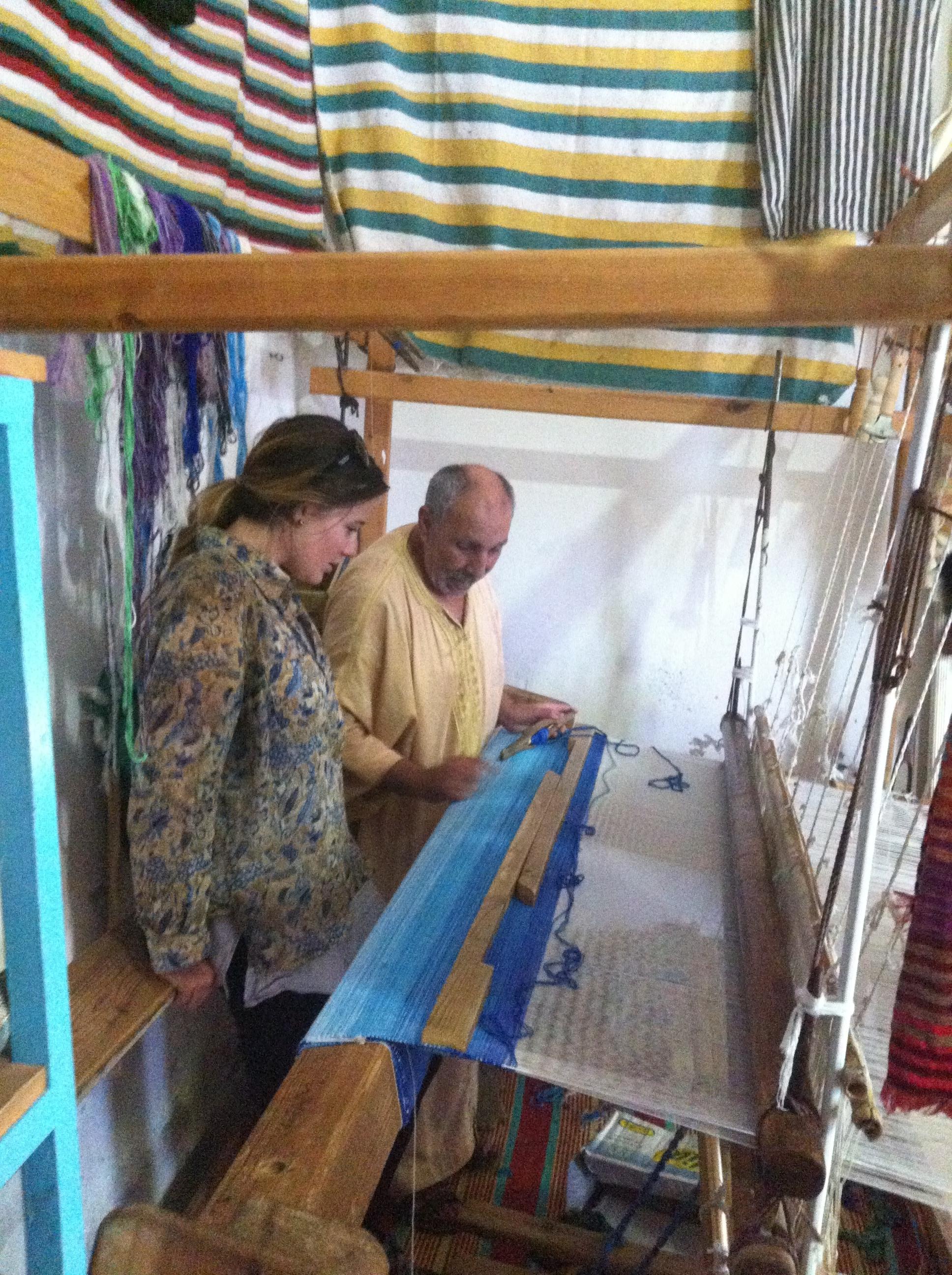 Organization Alaouite pour la Protection des Aveugles in Chefchaouen