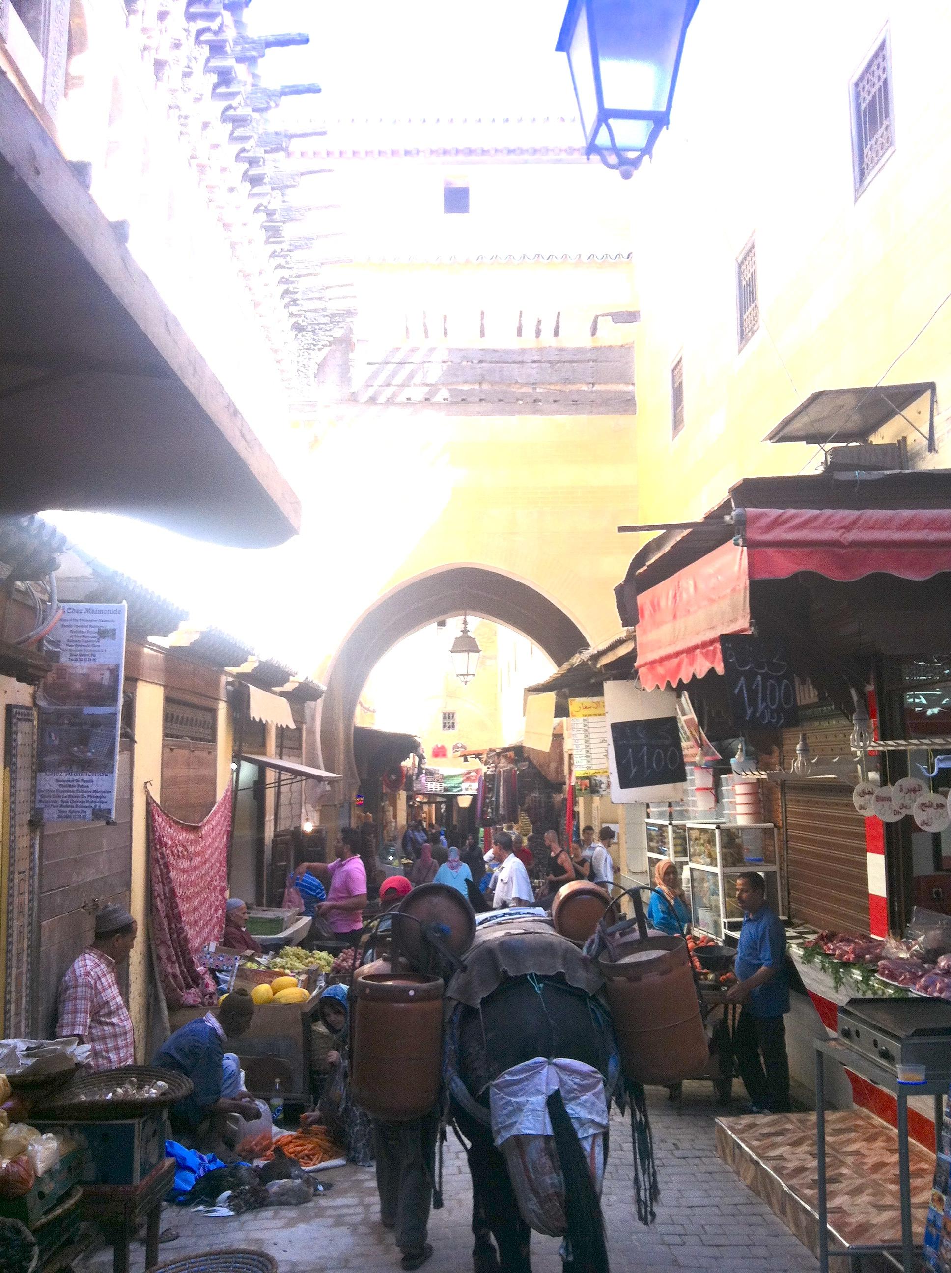 Medina in Fez