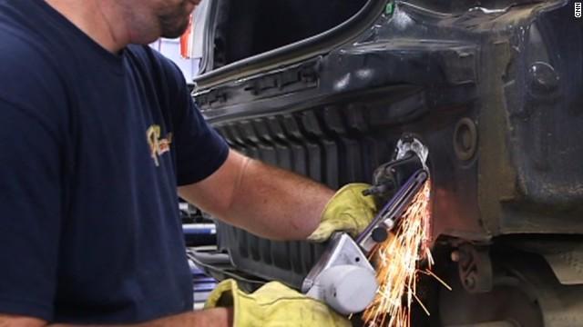 Insurance Referral Collision Repair