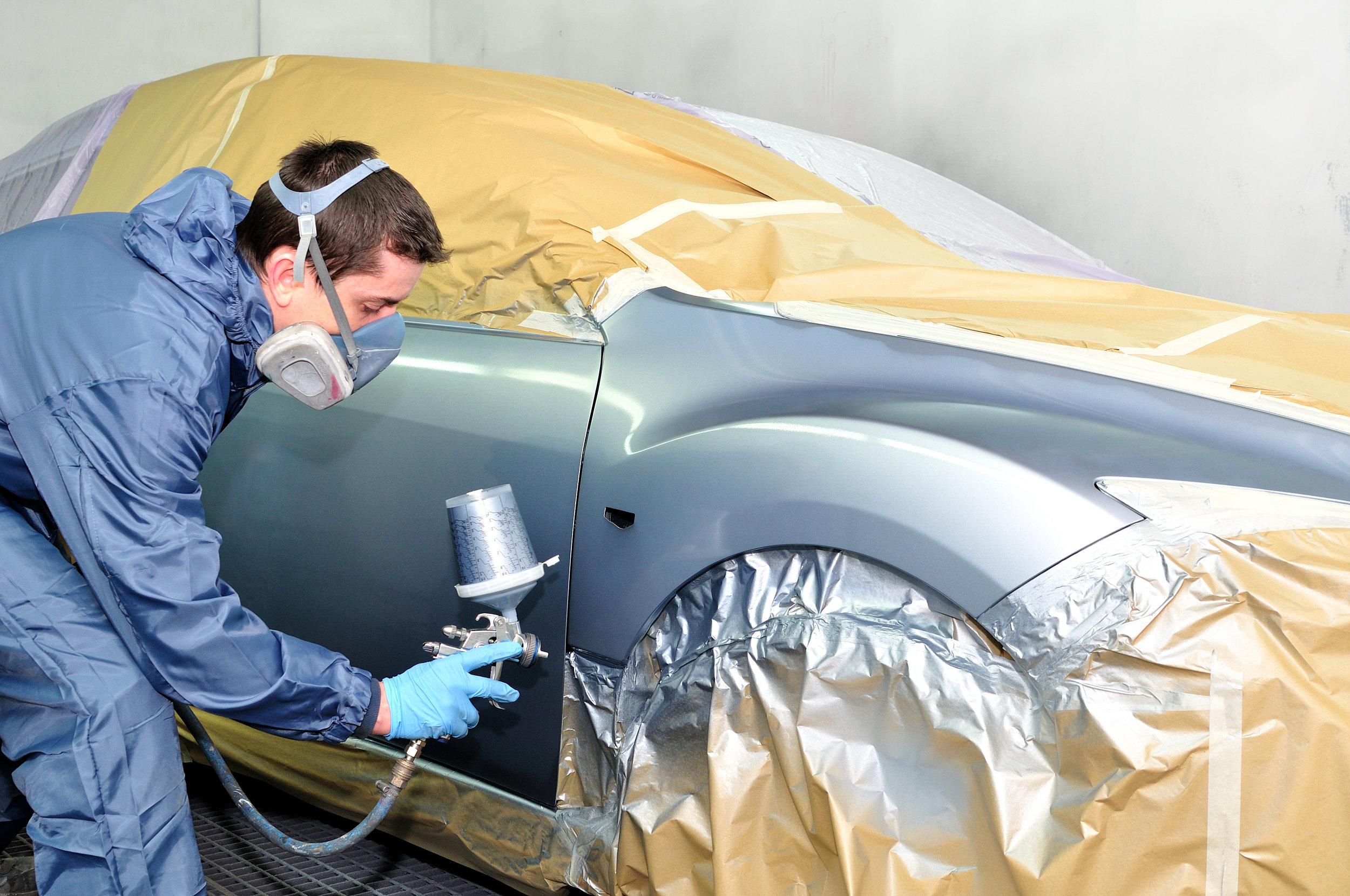 Auto Body Repair & Restoration