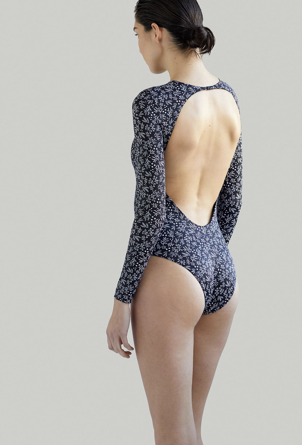 NOW_THEN Label - Eugenie Bodysuit SS'19